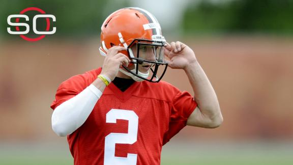 Video - Jim Brown: No middle ground on Manziel