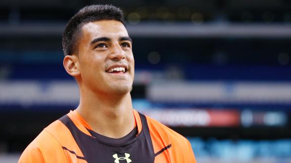 Video - Marcus Mariota can prove himself to Titans quickly in season open...