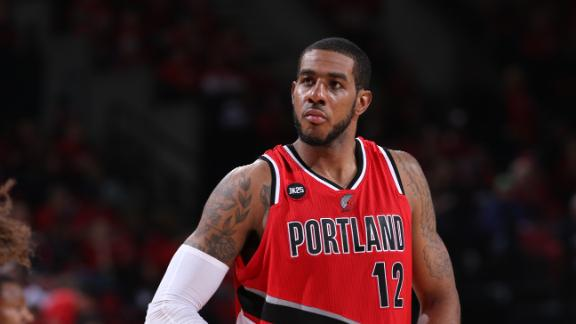Free agent LaMarcus Aldridge not impressed by Lakers' presentation