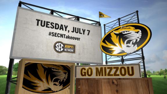 Missouri's SEC Network Takeover