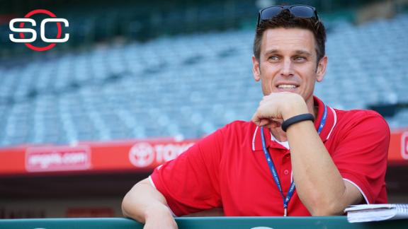 Angels GM Dipoto resigns