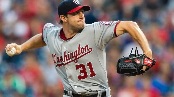 Can Max Scherzer keep impressive run going?