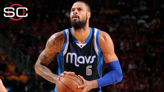 Tyson Chandler agrees to four-year, $52 million deal with Suns