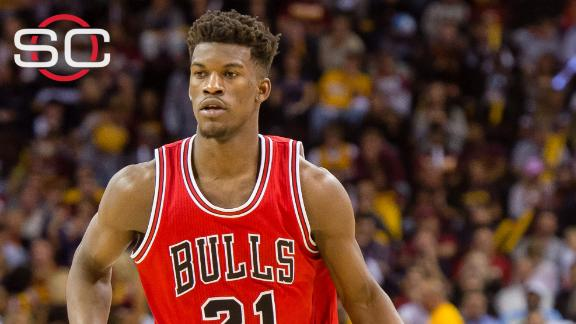 Jimmy Butler staying in Chicago