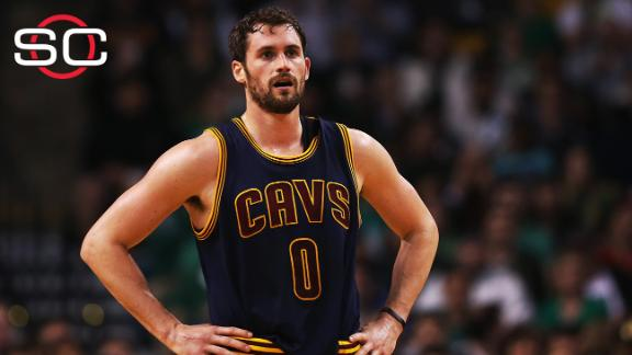 Love secures five-year, $110 million with Cavs