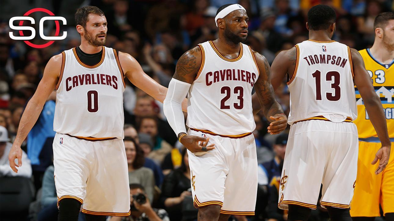 How Love's deal fits into Cavaliers' plans