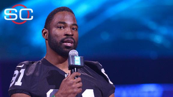 Video - Tuck thinks Raiders are headed in right direction