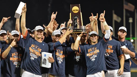 Capital One Championship Moment: Virginia baseball