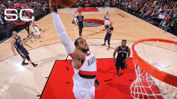 Latest on LaMarcus Aldridge