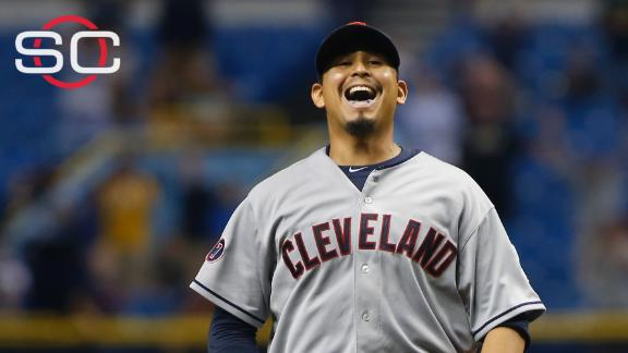 Carlos Carrasco discusses impressive start