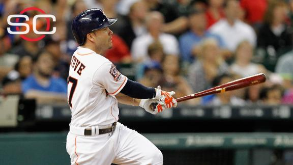 Should Jose Altuve start in the All-Star Game?