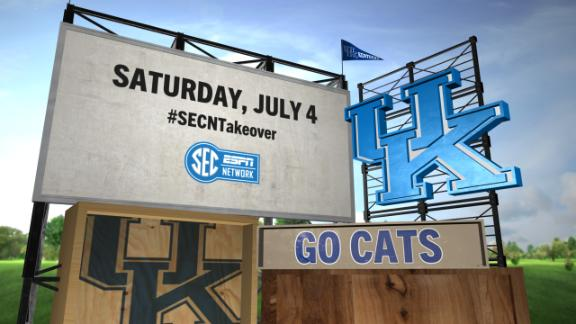 Kentucky's SEC Network Takeover