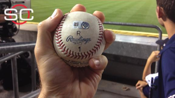 Alex Rodriguez will get the baseball from his 3,000th hit after all