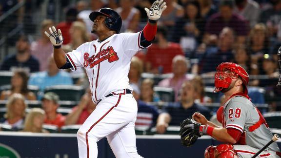 Braves win third staright