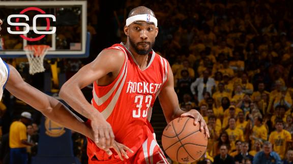 Sources: Corey Brewer returning to Rockets on three-year deal