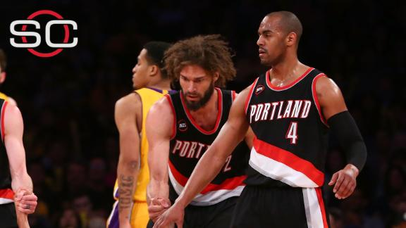 Afflalo, Lopez agree with Knicks