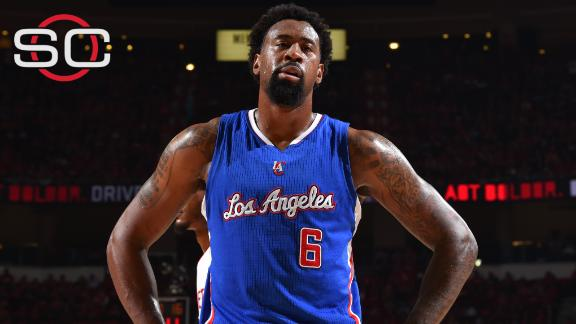 DeAndre Jordan agrees to deal with Mavericks