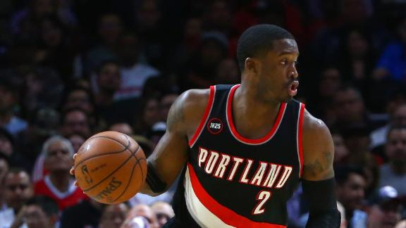 Wesley Matthews, rehabbing from Achilles tear, strikes deal with Mavs