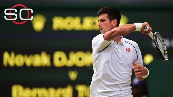 Djokovic advances to fourth round