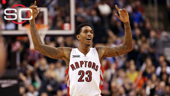 Lakers, Lou Williams agree to contract