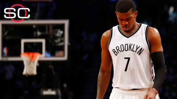 Sources: Cavs considering trade for Joe Johnson of Nets