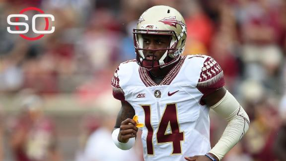 FSU releases QB Johnson in wake of bar incident