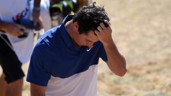 McIlroy ruptures ligament in ankle playing soccer