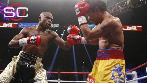 Floyd Mayweather Jr. stripped of WBO welterweight title