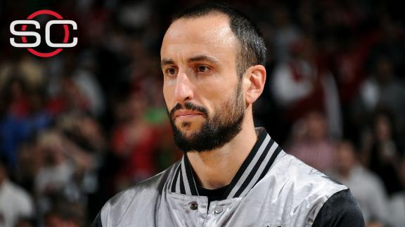 Ginobili announces return to Spurs