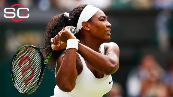Serena ousts Venus in straight sets