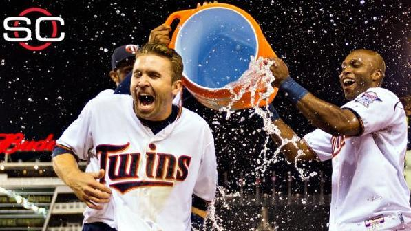 Twins walk off with win