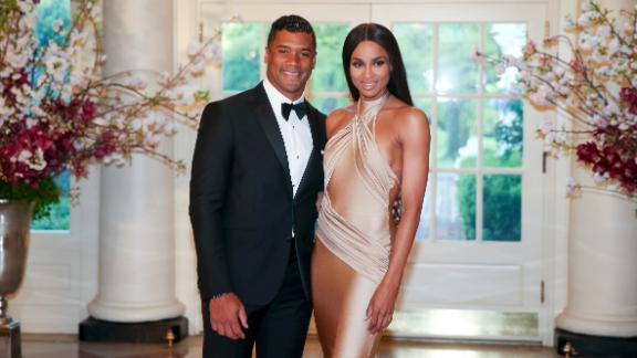 Video - Russell Wilson, Ciara abstain for religious reasons