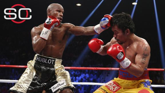Mayweather doesn't need WBO belt