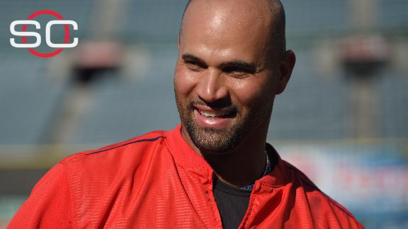 Angels slugger Albert Pujols says he will take part in Home Run Derby