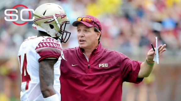 Herm on FSU's dismissal of Johnson, discipline