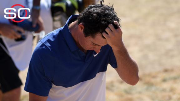 Injury keeps McIlroy out of The Open
