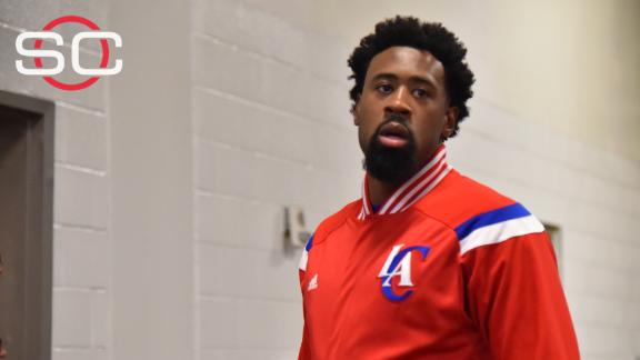 DeAndre Jordan to re-sign with Clippers
