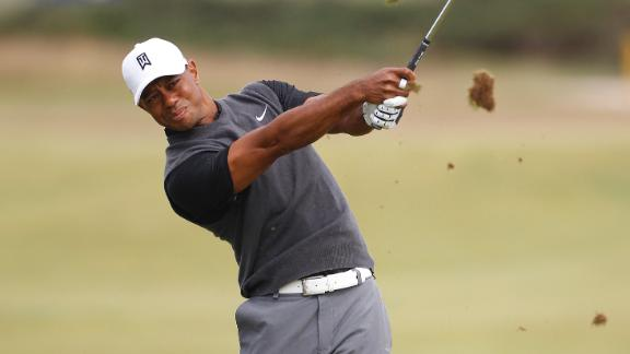 Tiger 'shocked' by St. Andrews