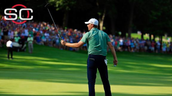 Spieth ready for St. Andrews