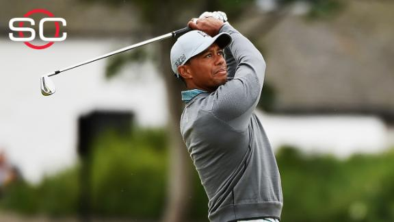 Expectations for Tiger at The Open