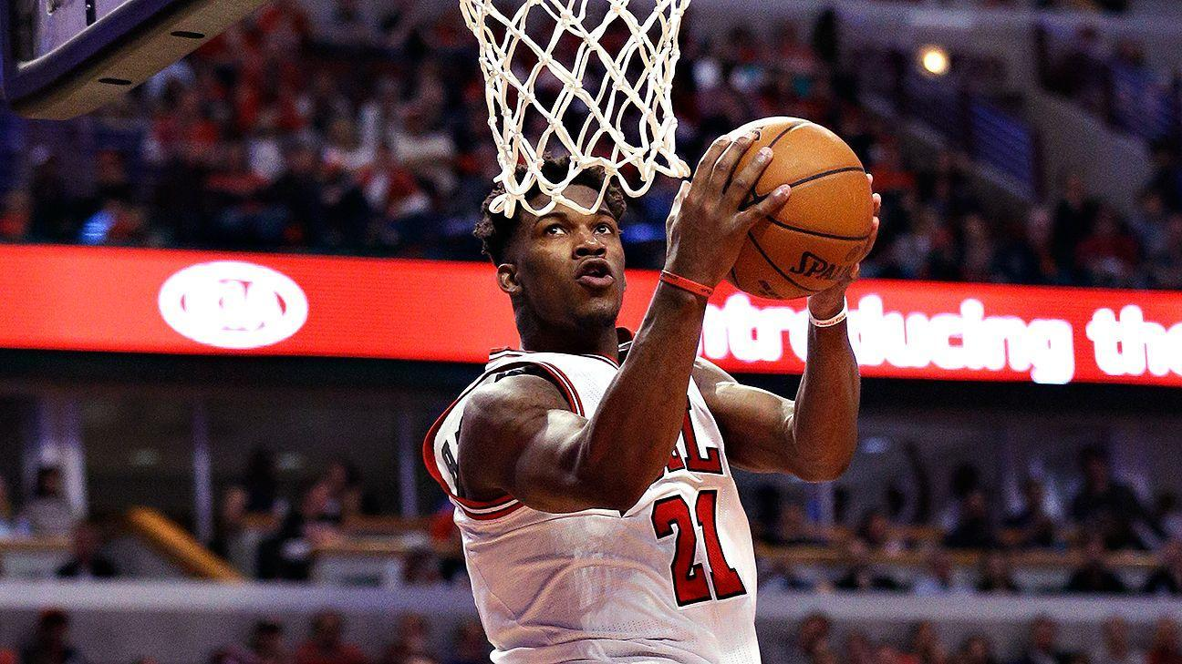 Bulls' Butler on Rose: We don't have any beef