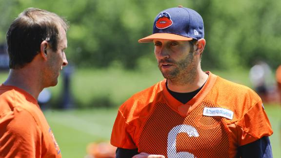 Video - Jay Cutler's performance key at camp