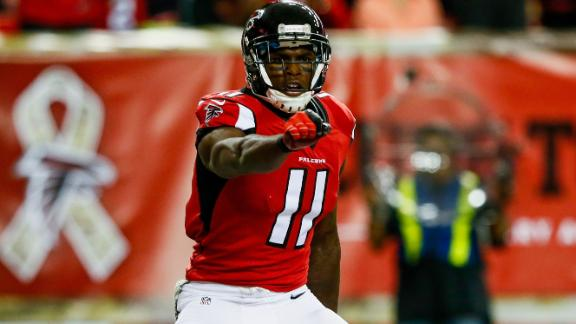 Video - Will Julio Jones re-sign sooner than later?