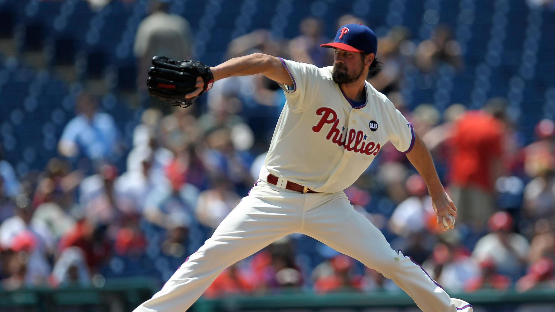 Reason to worry for Cueto and Hamels?
