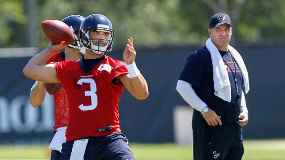 Three questions going into camp for the Texans