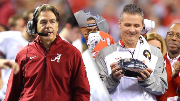 Comparing 2015 college football schedules