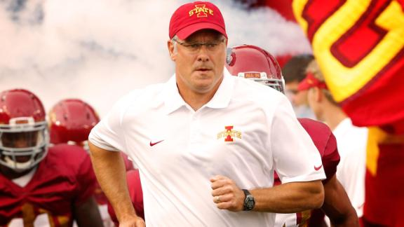 Expectations big for Richardson and Cyclones' offense