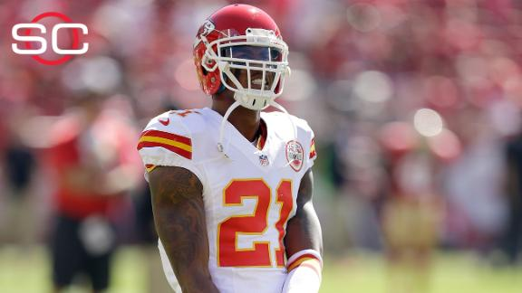 Sean Smith's absence will be felt by Chiefs