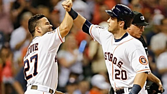 Astros' serious about ending playoff drought