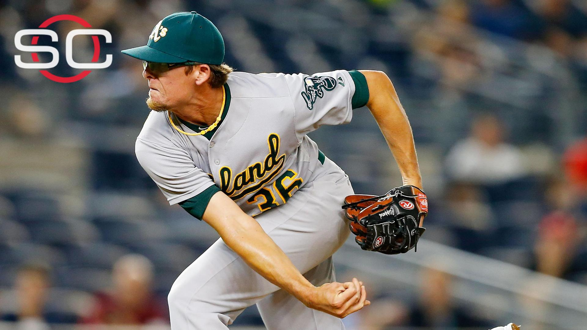 Mets trade for Tyler Clippard